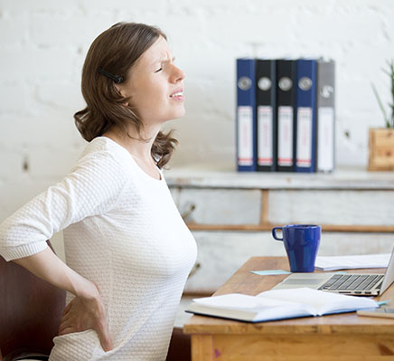 Spinal Pain at the Office